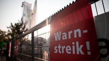 Laufender Tarifstreit: Verdi-Streik 2020: Heute beginnen Warnstreiks im öffentlichen Dienst