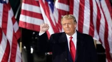 Trump kündigt Nominierung an: Republikaner: Abstimmung über Ginsburg-Nachfolge 2020