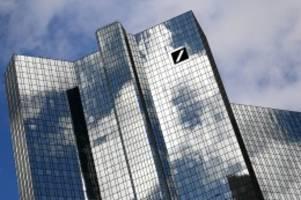 sparkurs: deutsche bank will offenbar jede fünfte filiale schließen