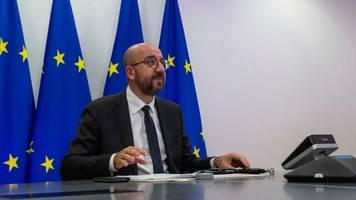 Sondertagung: EU-Gipfel kurzfristig verschoben – Covid-Fall beim EU-Ratspräsidenten