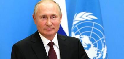 putin bietet allen un-mitarbeitern kostenlos russischen impfstoff an
