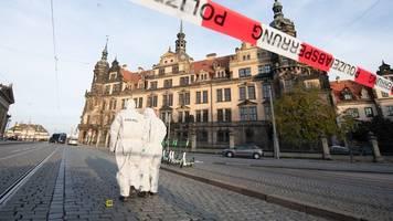 Nach Einbruch in Grünes Gewölbe: Museen beraten Sicherheit