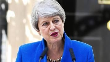 Brexit: Theresa May kritisiert Boris Johnsons Politik als unverantwortlich