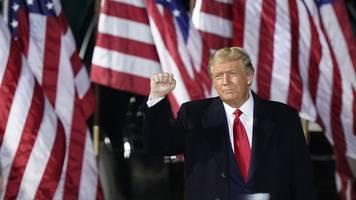 Trump kündigt Nominierung an - Republikaner: Abstimmung über Ginsburg-Nachfolge 2020
