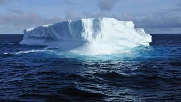 Artktischer Ozean: Eisfreier Sommer wegen Schmelzung möglich