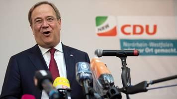 ministerpräsident laschet hält weihnachtsmärkte für möglich