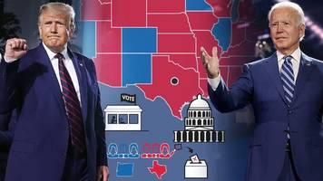 us-wahlen 2020: trump vs. biden – das wahlsystem einfach erklärt
