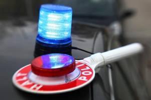 Verkehrssicherheits-Woche startet mit 1300 Kontrollen in Nordschwaben