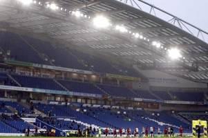 Premier League kritisiert Aufschiebung der Fan-Rückkehr