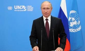 russischer impfstoff: putin bietet uno kostenlose impfung an