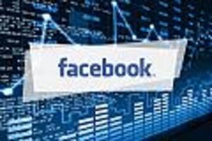 Facebook-Aktie Aktuell - Facebook notiert mit 1,5 Prozent Verluste