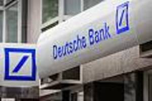 Vor allem in den Städten - Deutsche Bank schließt jede fünfte Filiale