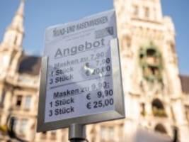 Pandemie-Bekämpfung: Welche Corona-Regeln nun in München gelten