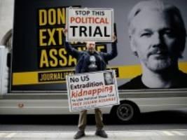 usa vs. wikileaks: so läuft das auslieferungsverfahren gegen julian assange