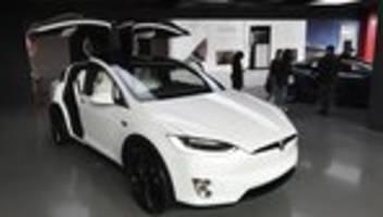 US-Handelsstreit: Tesla klagt gegen US-Regierung wegen China-Zöllen