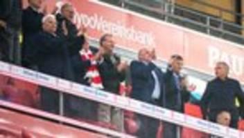 Fußball-Bundesliga: DFB ermahnt FC Bayern München und FC Schalke 04
