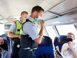 Aktionstage ab Oktober geplant: Strengere Maskenkontrollen in Bus und Bahn
