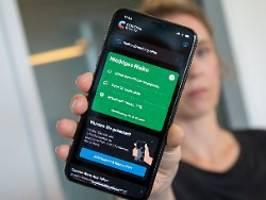 warum eine gratis-chance vertun?: corona-warn-app zeigt, wie deutschland tickt