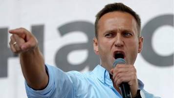 news von heute: nawalny aus stationärer behandlung entlassen