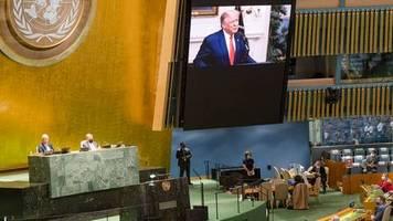 Warnung von UN-Chef Guterres: Corona überschattet UN-Debatte - Sorge vor «Kaltem Krieg»