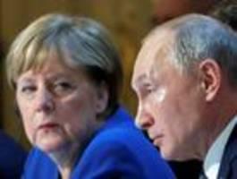 Baustopp von Nord Stream 2 wird es wohl nicht geben