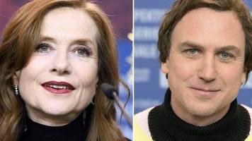 Internationale Koproduktion: Isabelle Huppert und Lars Eidinger drehen gemeinsam