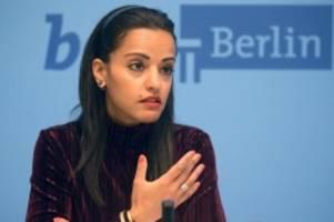 Parteien: Chebli verteidigt Interesse an Bundestagskandidatur