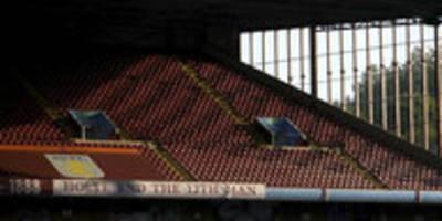 Coronakrise in der Premier League: English fans stay home