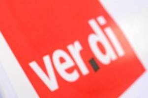 Tarife: Verdi will Druck bei Verhandlungen im ÖD erhöhen