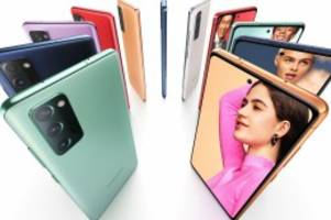 technik: samsung s20 fe kommt: das steckt im fan-edition-smartphone