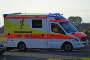 Unfälle: Zwei Schwerverletzte bei Autounfällen mit Bäumen: Lkw-Flucht