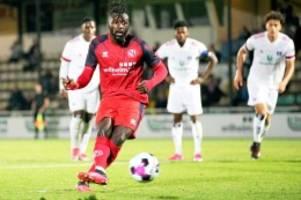 Fussball-Regionalliga: 3:2 – Eintracht Norderstedt dreht Derby gegen HSV II