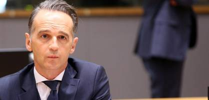 außenminister heiko maas in quarantäne