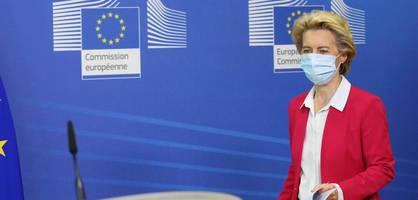 Von der Leyen stellt Lösung für eine gemeinsame Migrationspolitik vor