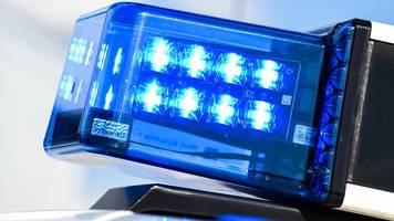 autofahrer liefert sich verfolgungsrennen mit der polizei
