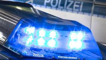 automatensprenger entkommen polizei auf der autobahn