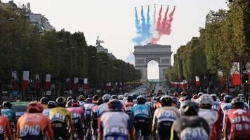 Tour de France: Verdächtige im vermuteten Doping-Fall wieder auf freiem Fuß
