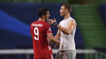 UEFA-Fußballer des Jahres: Lewandowski und Neuer nominiert