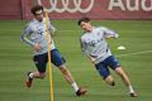+++ Supercup-Countdown im Ticker +++ - FC Bayern kann auf Lewandowski und Martínez in Budapest zählen