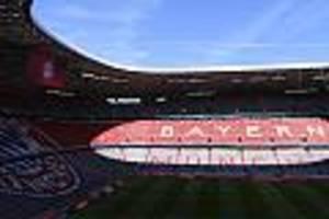 Nach steigenden Corona-Zahlen - Bericht: Supercup zwischen FC Bayern und Borussia Dortmund vor leeren Rängen