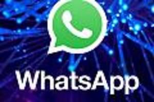 Messenger-Dienst - WhatsApp testet neue Funktion: Bilder sollen sich wie bei Snapchat selber löschen