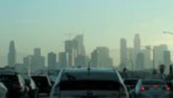 klimawandel: kalifornien lässt ab 2035 nur noch emissionsfreie neuwagen zu