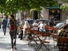 Bezirke fordern einheitliche Lösungen für die Gastro