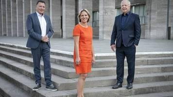Christine Strobl und Oliver Köhr: ARD stellt neues Führungsteam auf