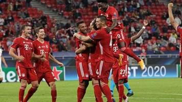 Sieg gegen Sevilla: Bayern gewinnt den UEFA-Supercup: Martínez sticht als Joker