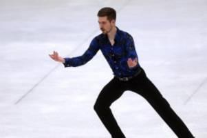 Eiskunstlauf: Eiskunstläufer Fentz bei Nebelhorn Trophy vorn
