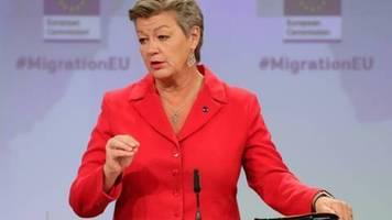 eu-kommission weist vorwurf zu geplanten asyl-haftzentren an grenzen zurück
