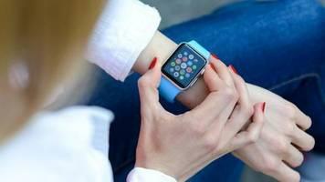 apple watch und co.: so halten die uhren ihre gesundheit im auge