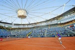 Hamburg: Die Sorge spielt beim Tennisturnier am Rothenbaum noch mit