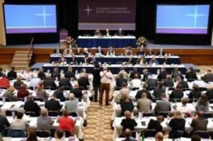 Kirche: Landessynode tagt zu finanziellen Auswirkungen der Pandemie